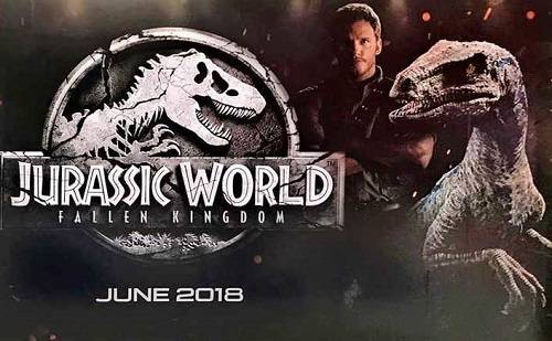 Jurassic World Fallen Kingdom torrent