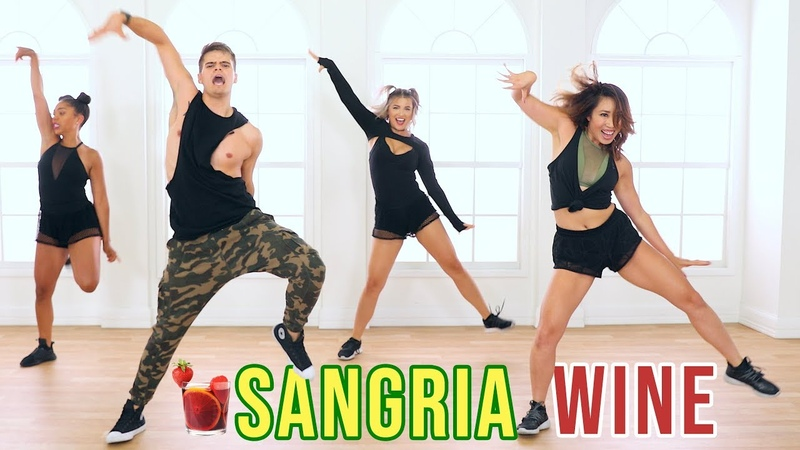 Sangria Wine Camila Cabello x Pharrell Williams Caleb Marshall x Blogilates Cardio Concert