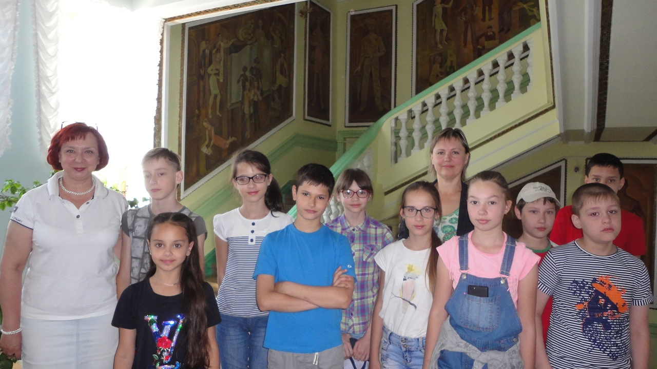 работа с пришкольными лагерями, донецкая республиканская библиотека для детей, отдел обслуживания учащихся 5-9 классов, природа донбасса