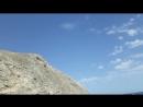 пляж Периса на острове Санторини