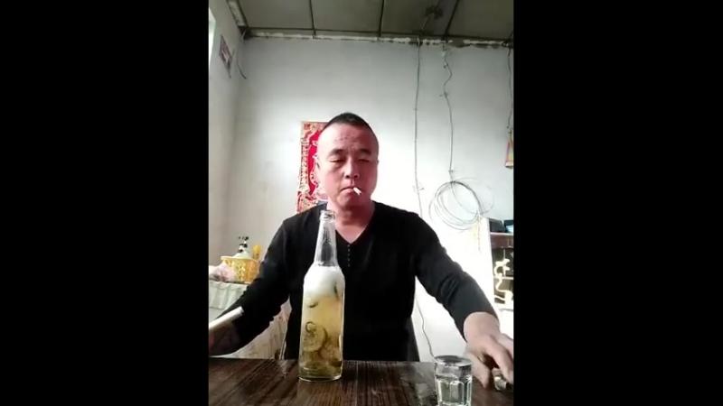 Ёрш по китайски