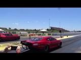 Fireball Camaro vs Boddie at No Prep Kings 2 Topeka Kansas