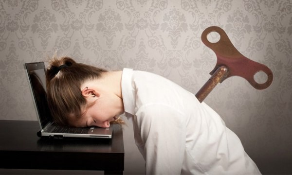 Усталость - прекрасное состояние, хотя многие его не любят.