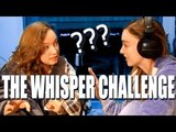 GOOGLE TRANSLATED WHISPER CHALLENGE (Part 1)