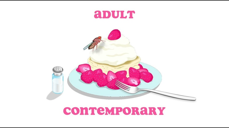 Adult Contemporary - Weston Allen (Lyric Video)