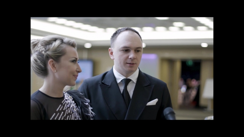 Дмитрий Балаев и Юлия Калин Школа танцев Романа Ковгана
