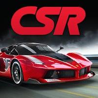 CSR Racing [Мод: много денег]
