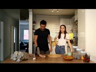 Alican Mutfakta konuk_ Aydan Taş