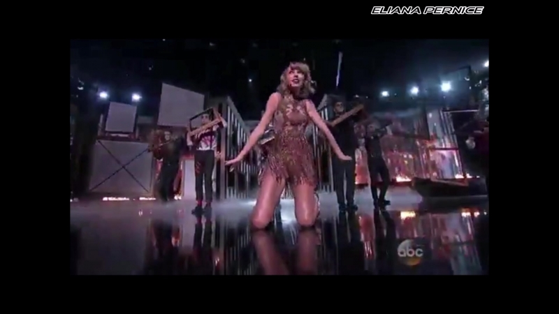 Taylor Swift - Blank Space (American Music Awards 2014)