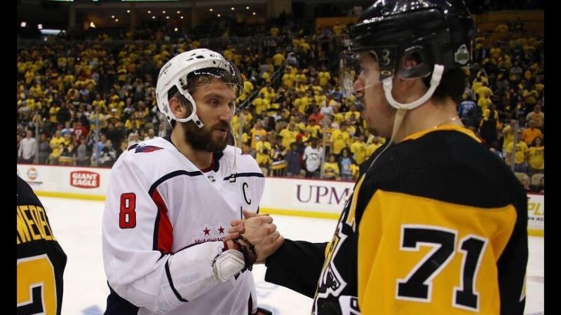 НХЛ 2017 2018 Плей офф II Раунд Матч 6 Вашингтон Кэпиталз Питтсбург Пингвинз 2 1 ОТ 07 05 2018