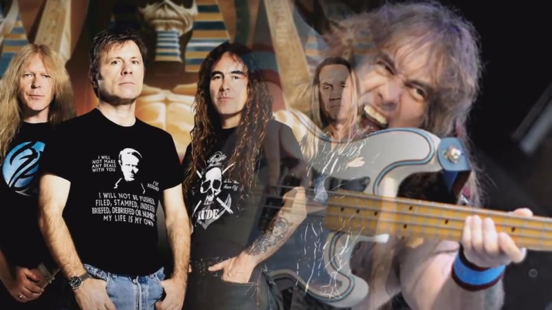 Iron Maiden The Wicker Man Rock in Rio 2001