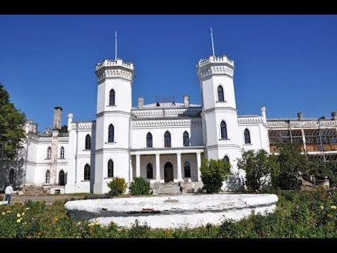 Підтримка Шарівського палацу з допомогою сучасних методів