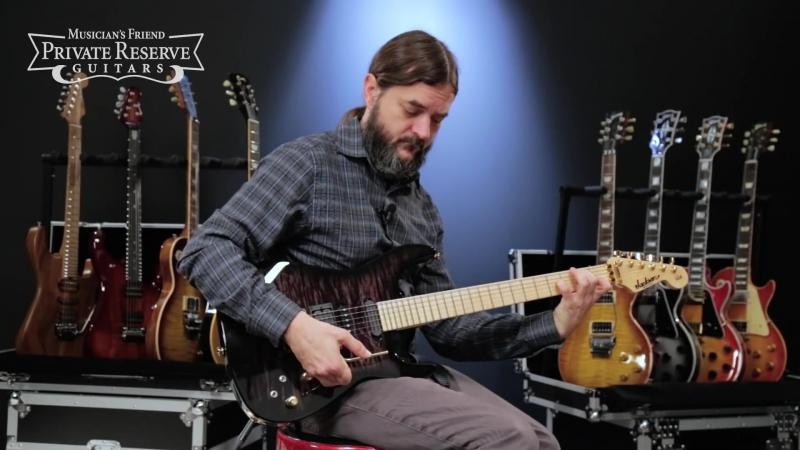 Jackson USA Phil Collen PC1 Electric Guitar