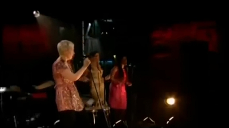 Annie Lennox - Ghosts In My Machine (Live At BBC1 Sessions 2007)