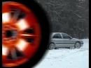 Уроки супер вождения. Урок 9 движение по глубокому снегу