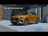 The new face of the Q family the Audi Q8
