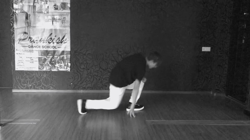 """"""" KREPT KONAN - DON'T WASTE MY TIME """" /Hip-Hop choreo by Flayd from Black Ice / PDS"""