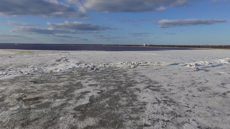 Совсем крайний лёд