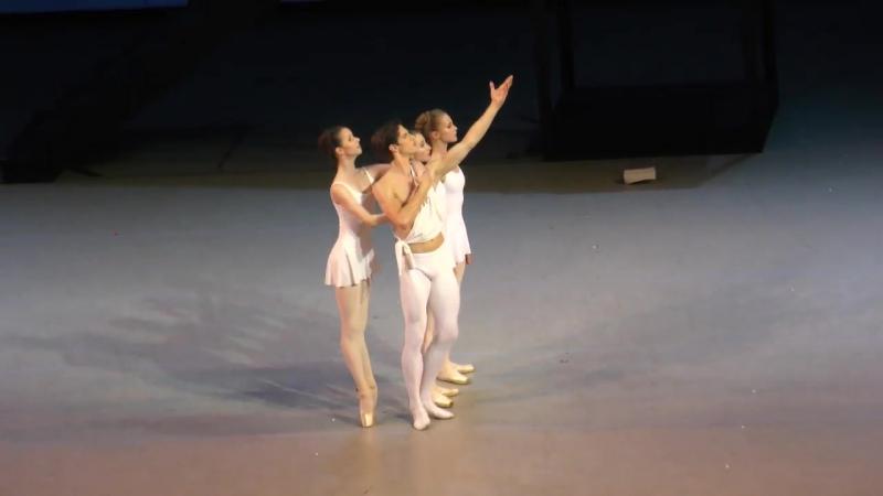 Apollo final - Maria Khoreva, Anastasia Nuikina, Daria Ionova and Xander Parish