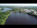 Охта река разлив перед плотиной — Яндекс.Видео