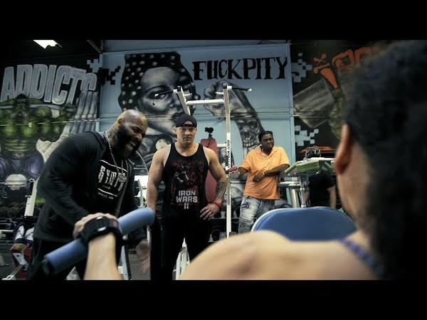 C.T. FLETCHER- WORKOUT WEDNESDAY VOL.3