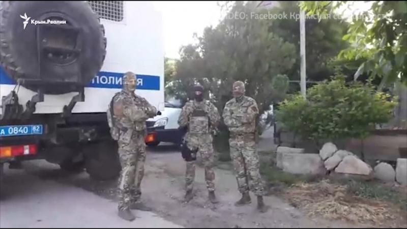 Репрессии оккупантов против Крымских татар