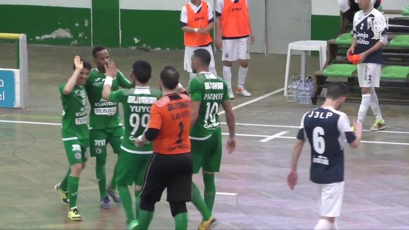 Liga Sport Zone, 26ª jor.: GD Fabril 6 - 5 Ad Fundão