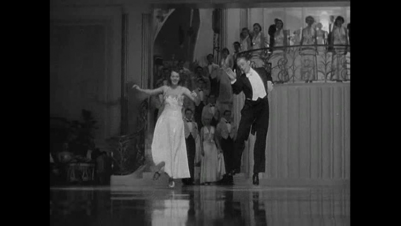 Paul Draper And Ruby Keeler Tap Dance Routine