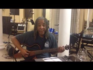 Видеоприглашение от Gregg Kofi Brown на концерт в Пензе 23 ноября