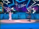 Хава нагила танцуют-Алина Кабаева и Ирина Винер. Юбилейный вечер