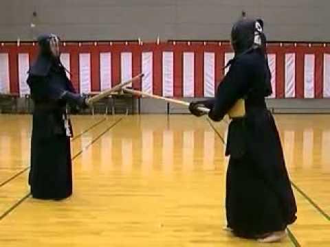 Nice jigeiko with Fujiwara sensei