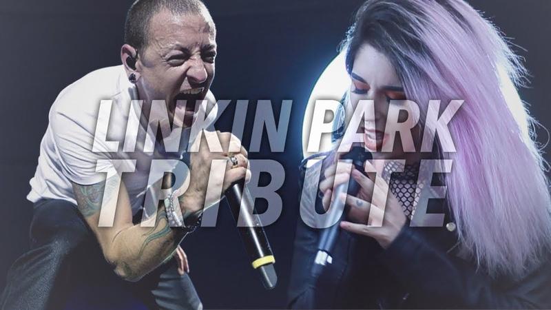 Silhouet ft Kea Linkin Park Tribute Medley Chester Bennington Anniversary MakeChesterProud