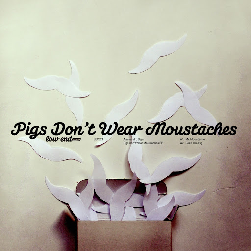 Alessandro Diga альбом Pigs Don't Wear Moustaches EP