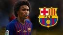 Willian - Welcome to FC Barcelona - Amazing Skills & Goals 2018   HD