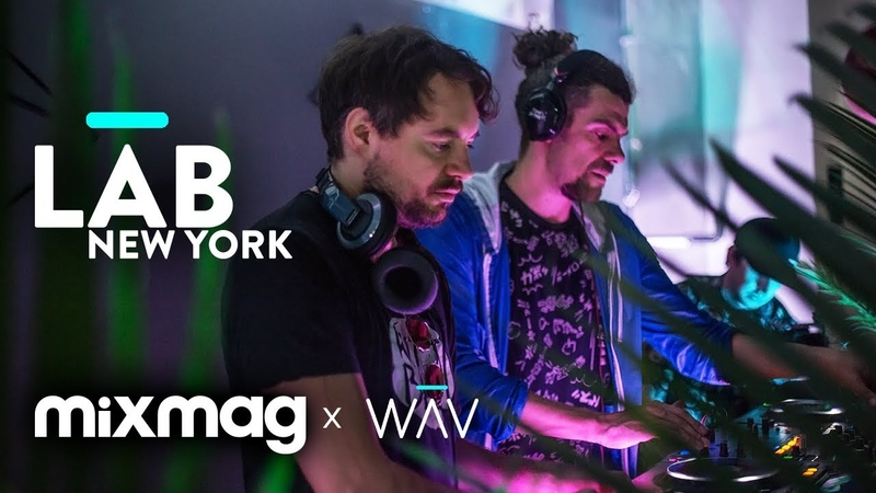 TUBE BERGER in The Lab NYC