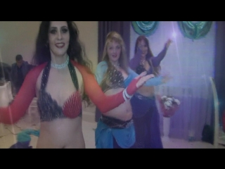 TRIO FANS VALY+ TABLA Студия восточных танцев