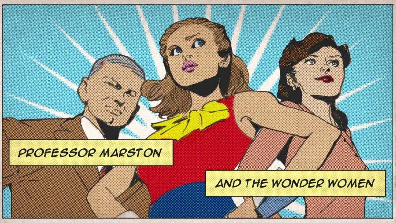 [Professor Marston and the Wonder Women] The Suprising Secret Identity of Charles Moulton (Motion Comic)