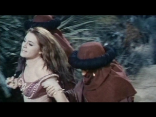 худ.фильм фэнтези (бдсм,bdsm: рабство) Anthar l'invincibile(Антар непобедимый) -1964 г, Мишель Жирардон, Кирк Моррис