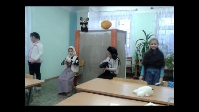 Сказка Колобок Мастерская кукол