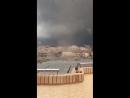 Разрушительный торнадо в Альмерии Испания 6 января 2018 года