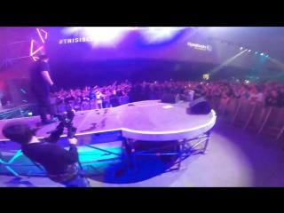 Lil Pump – Запись выступления в Москве [Рифмы и Панчи]