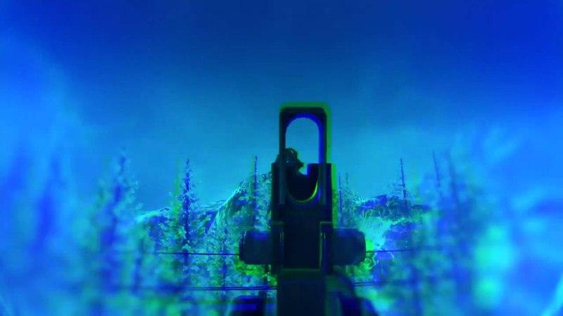 CoD Modern Warfare 2 Gun Sync (Nanobii - Rainbow Road)