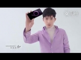 Jing Boran | Цзин Божань | Реклама Samsung Galaxy S9/S9+ [Weibo]