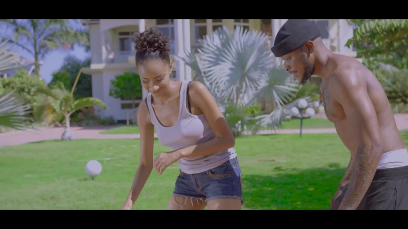 Roberto feat. Vanessa Mdee - Vitamin U, 2017
