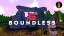Upcoming Epic Voxle Building MMO Boundless - Unofficial Trailer