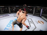 EA Sports UFC 3: CRUSH