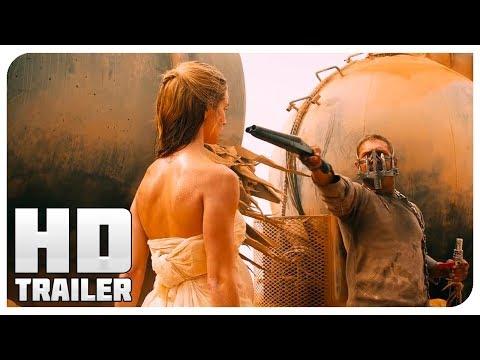 Макс знакомится с женами Джо - Безумный Макс: Дорога ярости (2015) - Момент из фильма