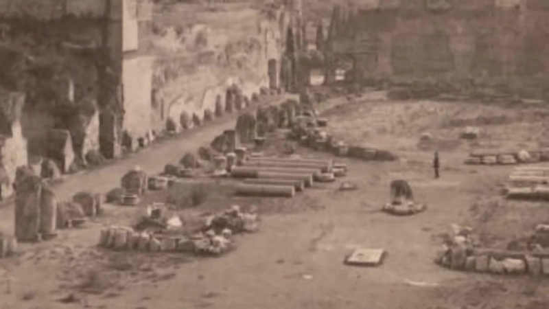 КУЛЬТУРНЫЙ ОБМАН◾ПОТОП в РИМЕ◾РАСКОПКИ 19-20 веков