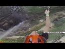 В Чечне совершен первый прыжок на дно Аргунского ущелья