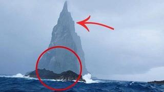 Вся семья погибла , Самый опасный остров на планете